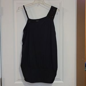 Lane Bryant 18/20 gorgeous black top